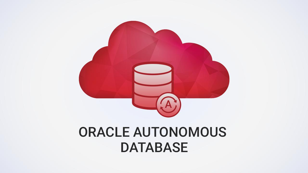 oracles-autonomous-database
